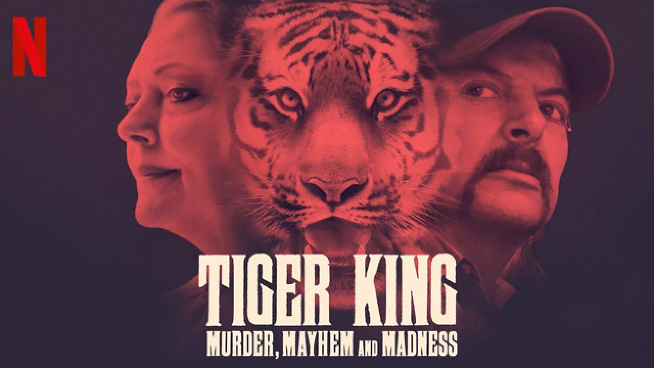 MUST WATCH: Tiger King