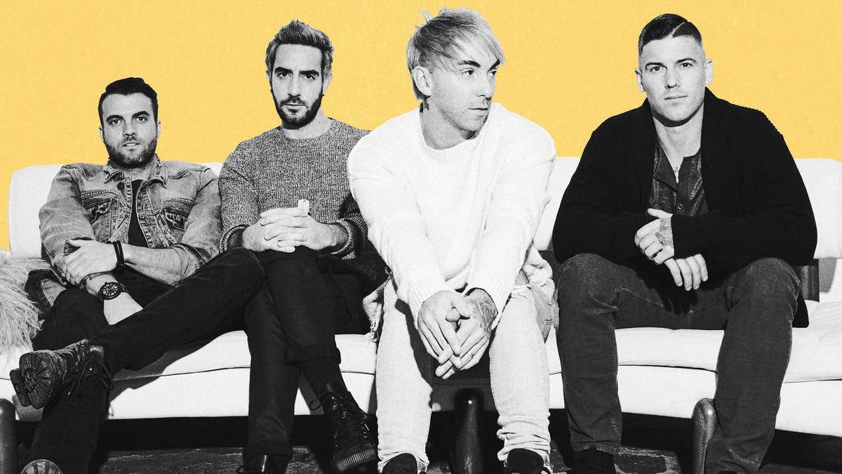 "All Time Low Release Their New Album ""Wake Up, Sunshine"""