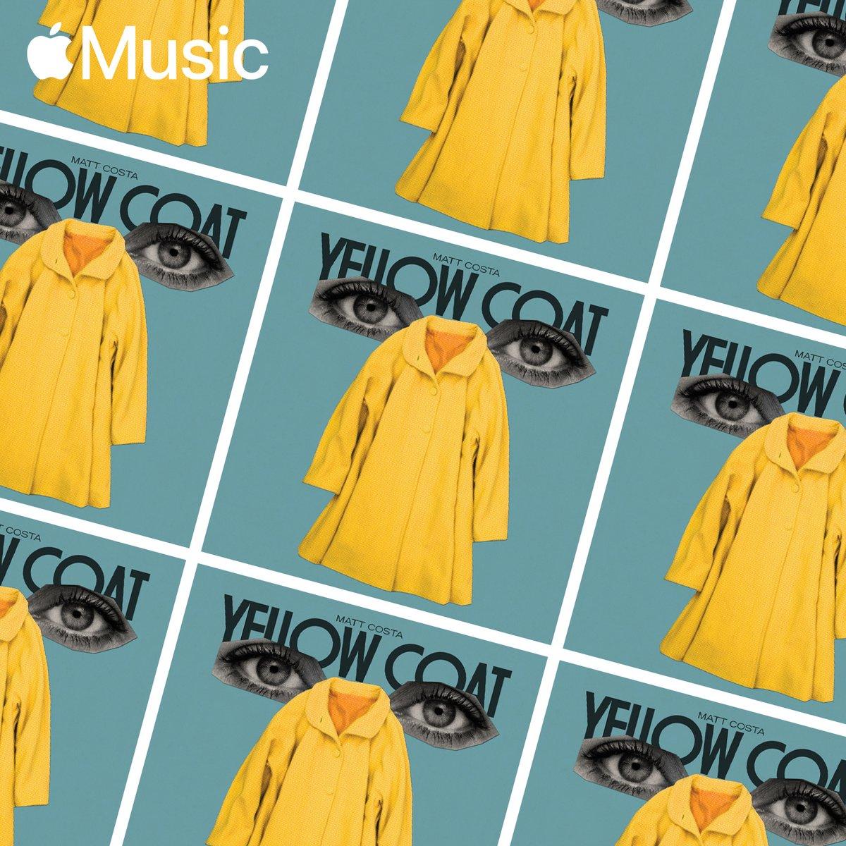 "Matt Costa's Newest Album ""Yellow Coat"" Review"