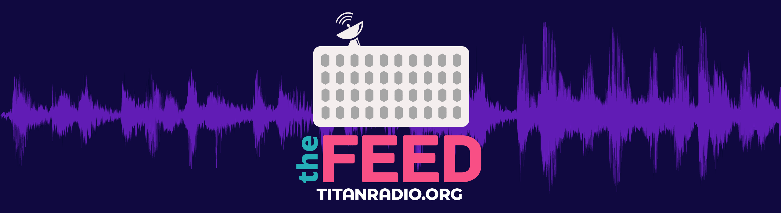 the feed sound wave logo